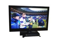 "26""FULL HD DVD COMBO FREEVIEW LCD TV WITH REMOTE CONTROL"