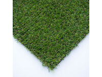 Artificial Fake Grass 2mx2m Unused, sealed, mint - Coral 17