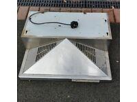 Baumatic kitchen cooker hood fan 60cm