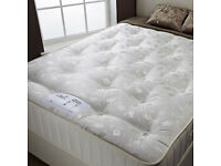 Happy Beds Orthopaedic Mattress Extra Firm King size 5ft 150cm x 200cm MADE IN UK Mattress