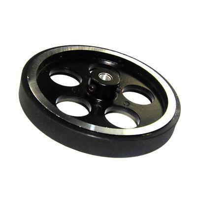 Diy 4wd Smart Car Robot Chassis Wheel Tyre 95mm Dia Rc Toy Platform Kit