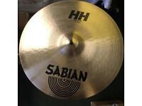 "Sabian HH thin 16"" crash"