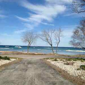 Bachelor Apartment on the Shores of Lake Huron - Kincardine On