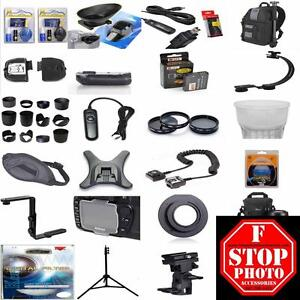 CAMERA ACCESORIES FOR SALE