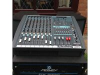Studiomaster Powerhouse Vision 708 mixing console