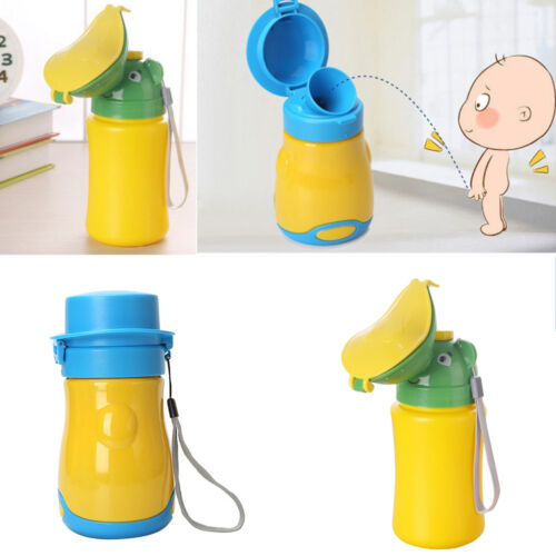 Creative Portable Kids Potty Urinal Emergency Toilet for Cam