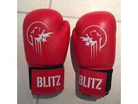 Unused Boxing Gloves