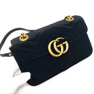 Gucci Velvet Marmont Bags (More Styles  Available)