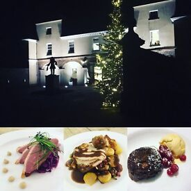 Sous chef wanted to help take thriving wedding and events business to the next level