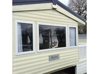 8 berth caravan to let on the Trevella sit in Newquay