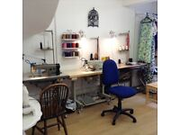 Part time stitcher/dressmaker required for busy clothing alterations shop in Belfast city centre.