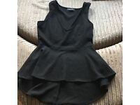 New look top size 10