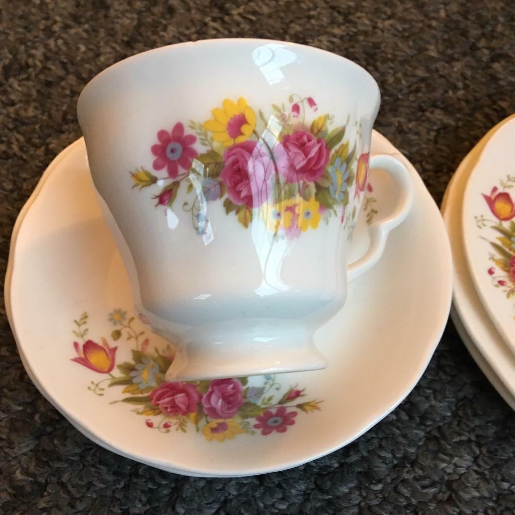 Vintage bone China tea set | in West End, Hampshire | Gumtree