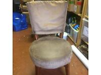 Sturdy Dining Wood Chairs
