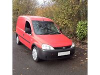 VAUXHALL COMBO 17 CDTI NEW MOT/LOW MILES/DRIVES WELL/IDEAL SIZE VAN