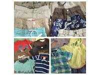 Boys 9-12 Month Bundle - 20 Items