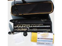 Prelude Conn-Selmer FL710E Flute with Case Accessories Etc