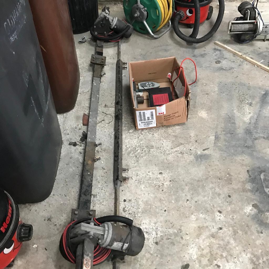 Truma Single Axle Caravan Motor Mover Spares And Repairs