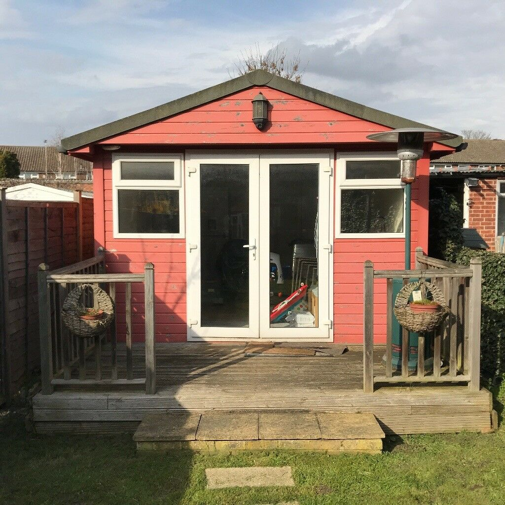 Summer House / Garden Shed / Home Office / Man Cave
