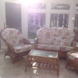 Conservatory furniture - 6 piece