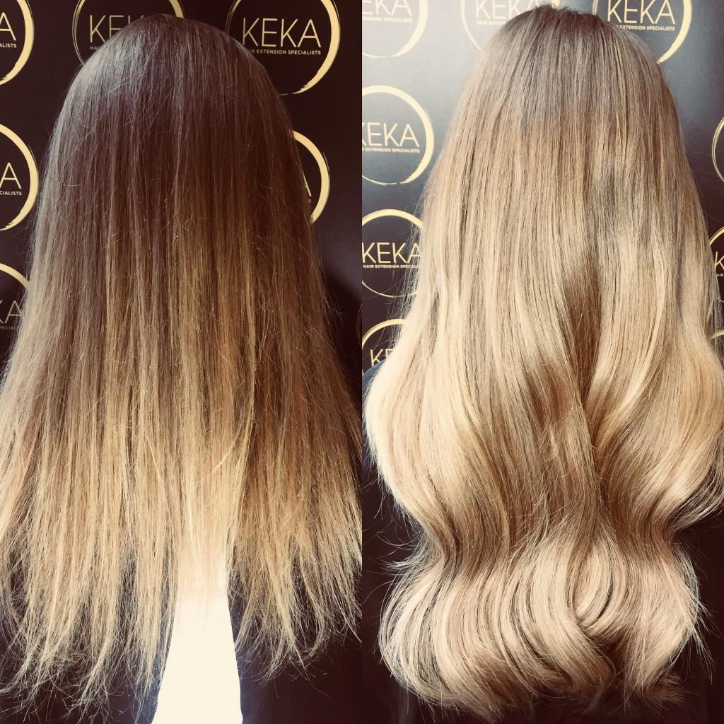 Hair Extensions Leeds At Keka Hair Extension Specialists In Leeds