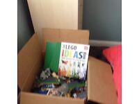 8kg Assorted Lego Box