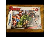 Avengers 3+ puzzle