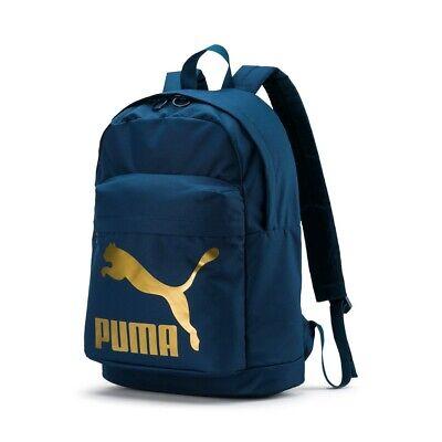 Puma Unisex Originals Mochila Espalda 076643 Mar