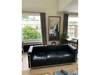 Le Corbusier LC3 3 seater sofa
