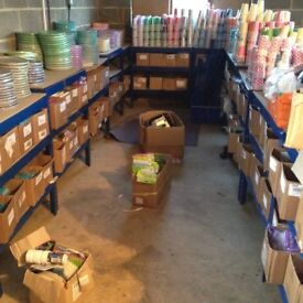 Wholesale Joblot Clearance, NEW sealed, huge RRP Joblot, plates, cups,balloons,napkins, Tablecovers