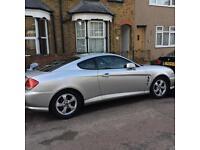 Lhd Hyundai coupe