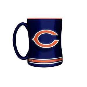 Chicago Bears 14 Ounce Sculpted Relief Mug (New) Canada Preview