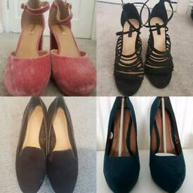 Shoe bundle, 5