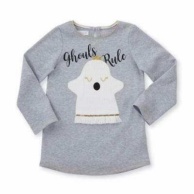 Mud Pie Kids Girls Halloween Tee Shirt