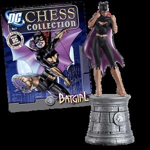 BATGIRL DC CHESS in BOX & MAG #7 BATMAN Set EAGLEMOSS DC COMICS Molendinar Gold Coast City Preview