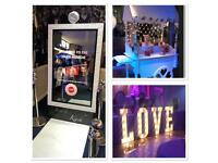 Magic Mirror, Selfie Mirror, Photobooth, Sweet Cart & More