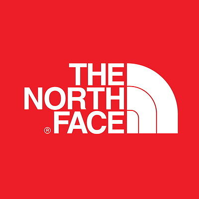 The North Face Logo Decal Vinyl Sticker 4 Stickers