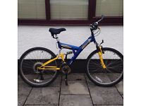 "26"" Mens Mountain Bike 24 speed, good condition"