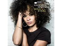 Kandace Springs tickets- 2 available