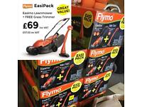 Flymo lawnmower and Strimmer !BRAND NEW!