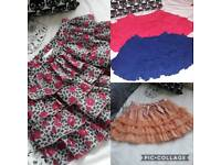 Girls bundle of clothes for 6 7 years