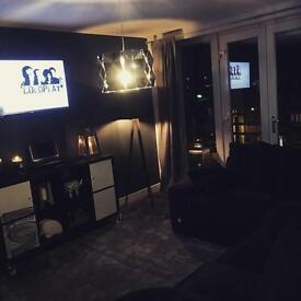 Room in smart city centre apartment