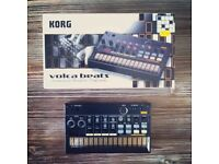 Korg volka beats + korg pad Kontrol