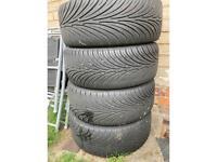 Nexen 205/55/15 tyres