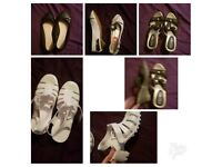 Various shoes size 5 and 6
