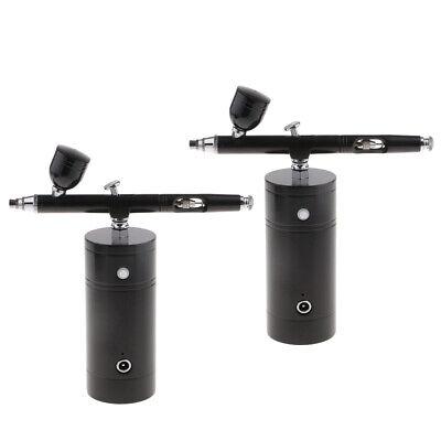 Kit di strumenti per tatuaggi con doppio getto d'inchiostro a doppia azione