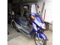 honda foresight 250 cc
