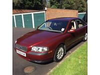 Volvo S80 Good condition and well-maintained with towbar