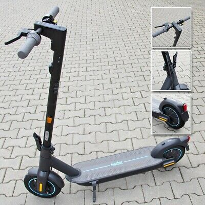 Segway Ninebot MAX G30D II Modell 2021 Straßenzulassung geprüfte Gebrauchtware