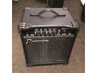 Ibanez bass practice amp
